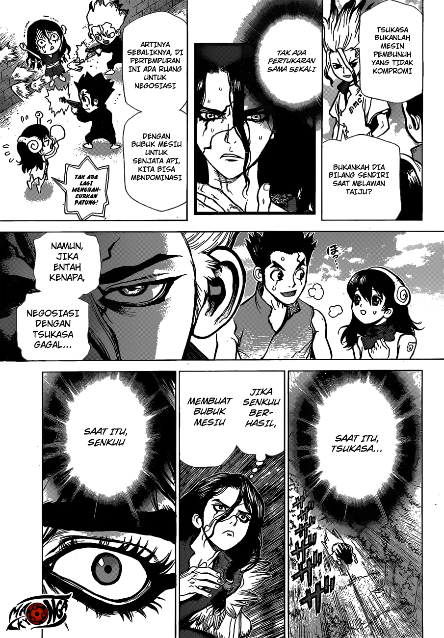 Dr. Stone Chapter 08-12