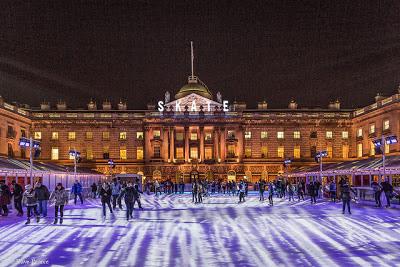 Pistas de patinaje en hielo en Londres