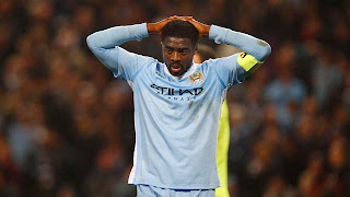 kolo toure,manchester city, fracaso