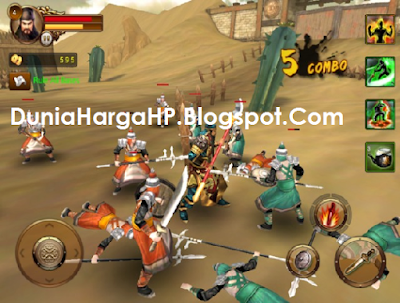The Heroes Of Three Kingdoms Apk Versi Inggris