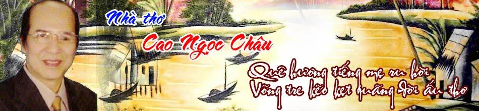 Cao Ngọc Châu