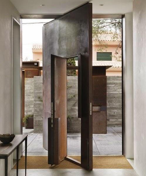 El blog de original house muebles y decoraci n de estilo for Puerta giratoria
