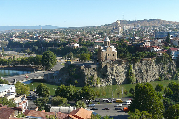 Georgia Tourism Tbilisi Georgia Asia Tourism