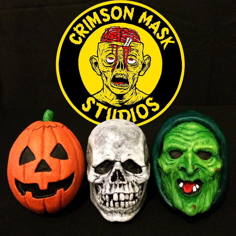 crimson mask studios season of the witch magnet set - Halloween 3 Season Of The Witch Remake