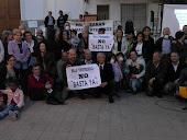 31 MARZO Mucha gente de ABANILLA apoya a VERTIVEGA...