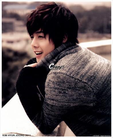Kim Hyun Joong Calendar