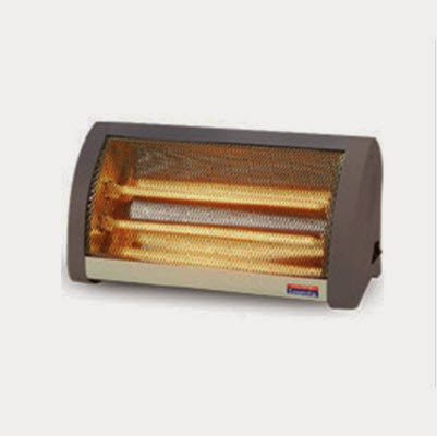 Pepperfry: Buy Padmini Diva Halogen Heater at Rs.871