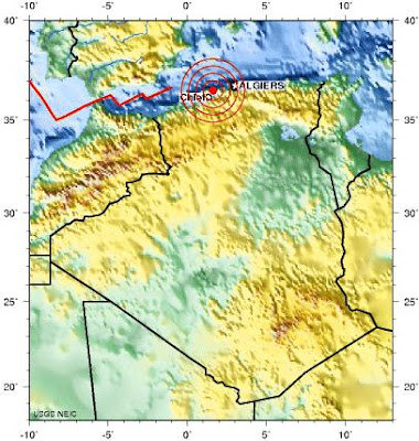 algeria earthquake 2012 april 25