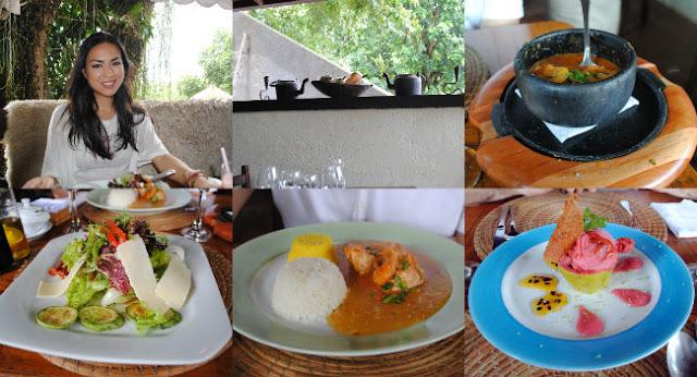 Restaurante Aprazível, Santa Teresa