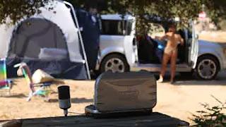 camping γυμνισμός