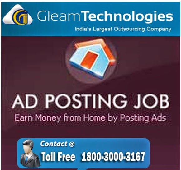 Gleam Technologies adpost