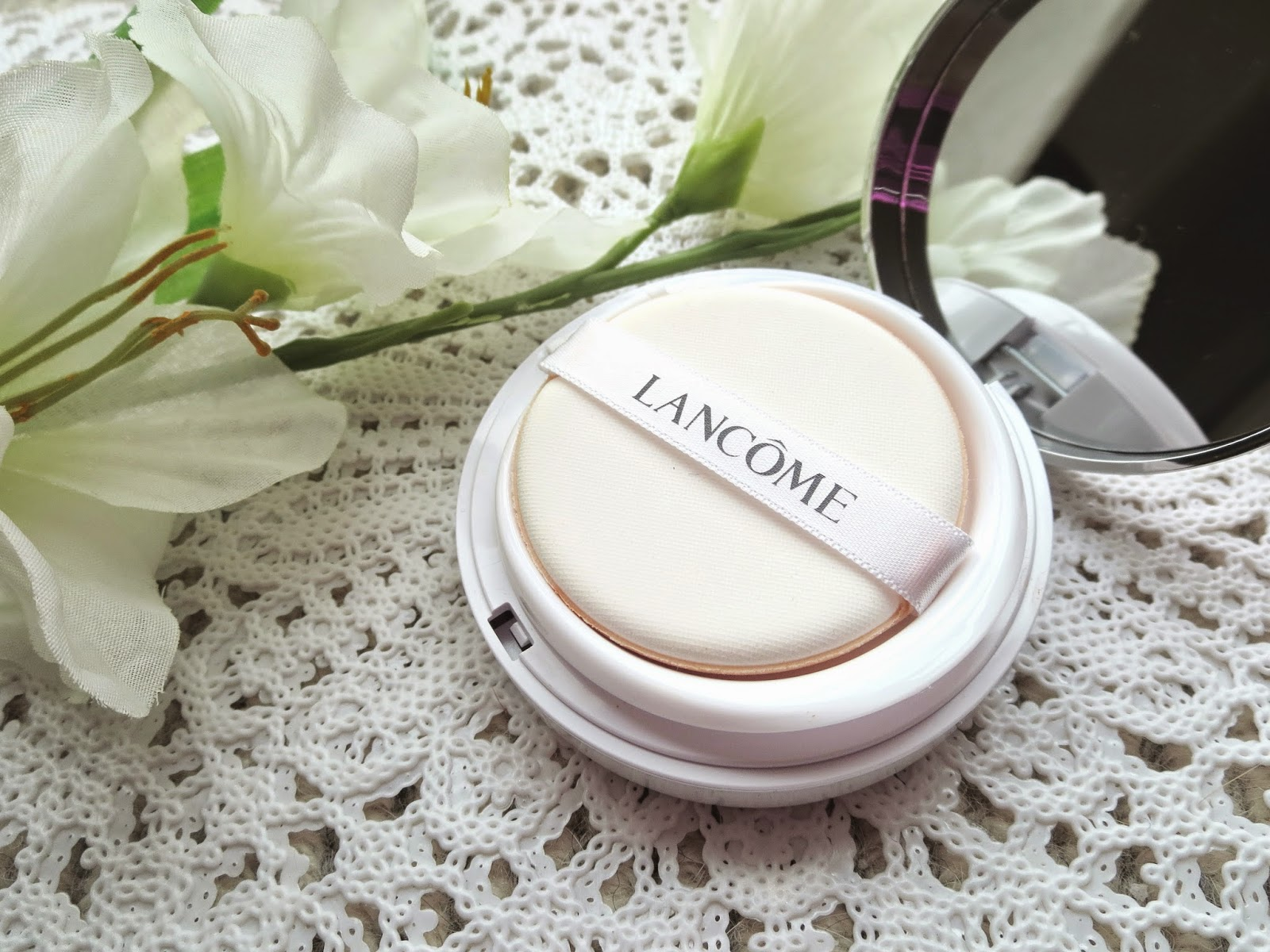 Product Review | Lacôme Miracle Cushion Foundation / Blossom In Blush