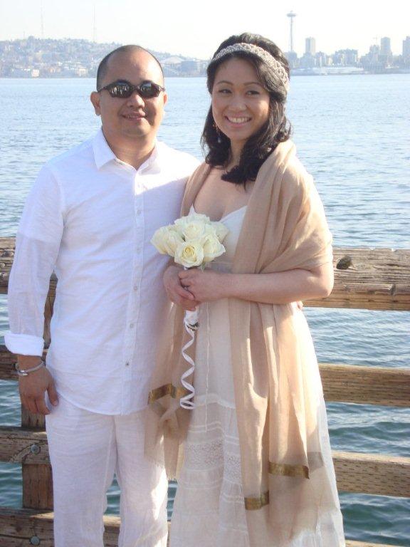 Annemarie juhlian seattle wedding officiant celebrant for Beach weddings in washington state