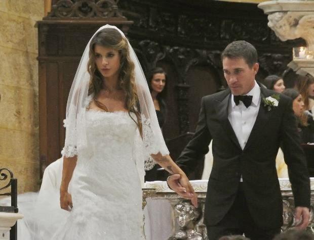 Oggi Sposi blog: Matrimonio ELISABETTA CANALIS e BRIAN PERRI del 14 ...