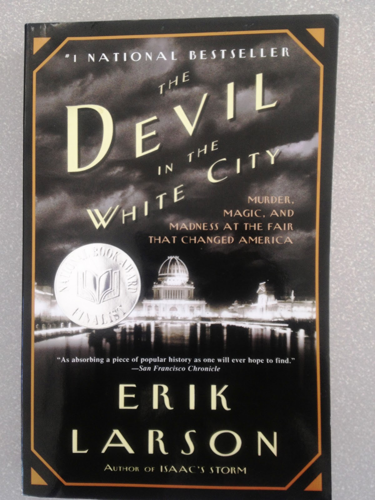 devil in the white city The devil in the white city has 378,201 ratings and 27,227 reviews jason said: this book is two, two, two books in onesorry, that was annoying but i.