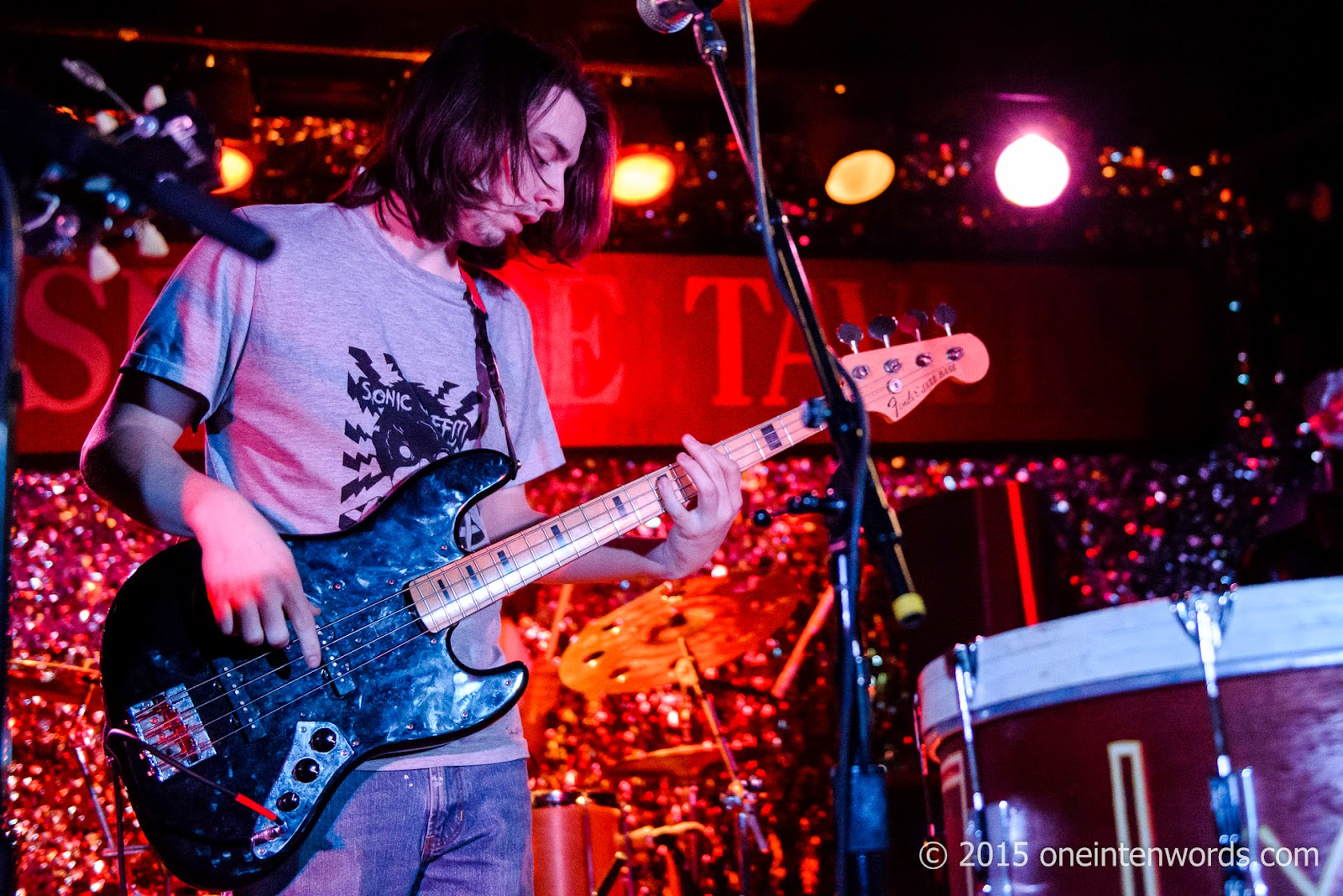 Pine Barons at The Horseshoe February 18, 2015 Photo by John at One In Ten Words oneintenwords.com toronto indie alternative music blog concert photography pictures