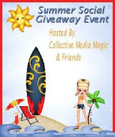 Summer Social Giveaway Event!  Win big!