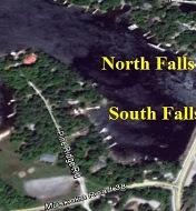 Bala Falls.