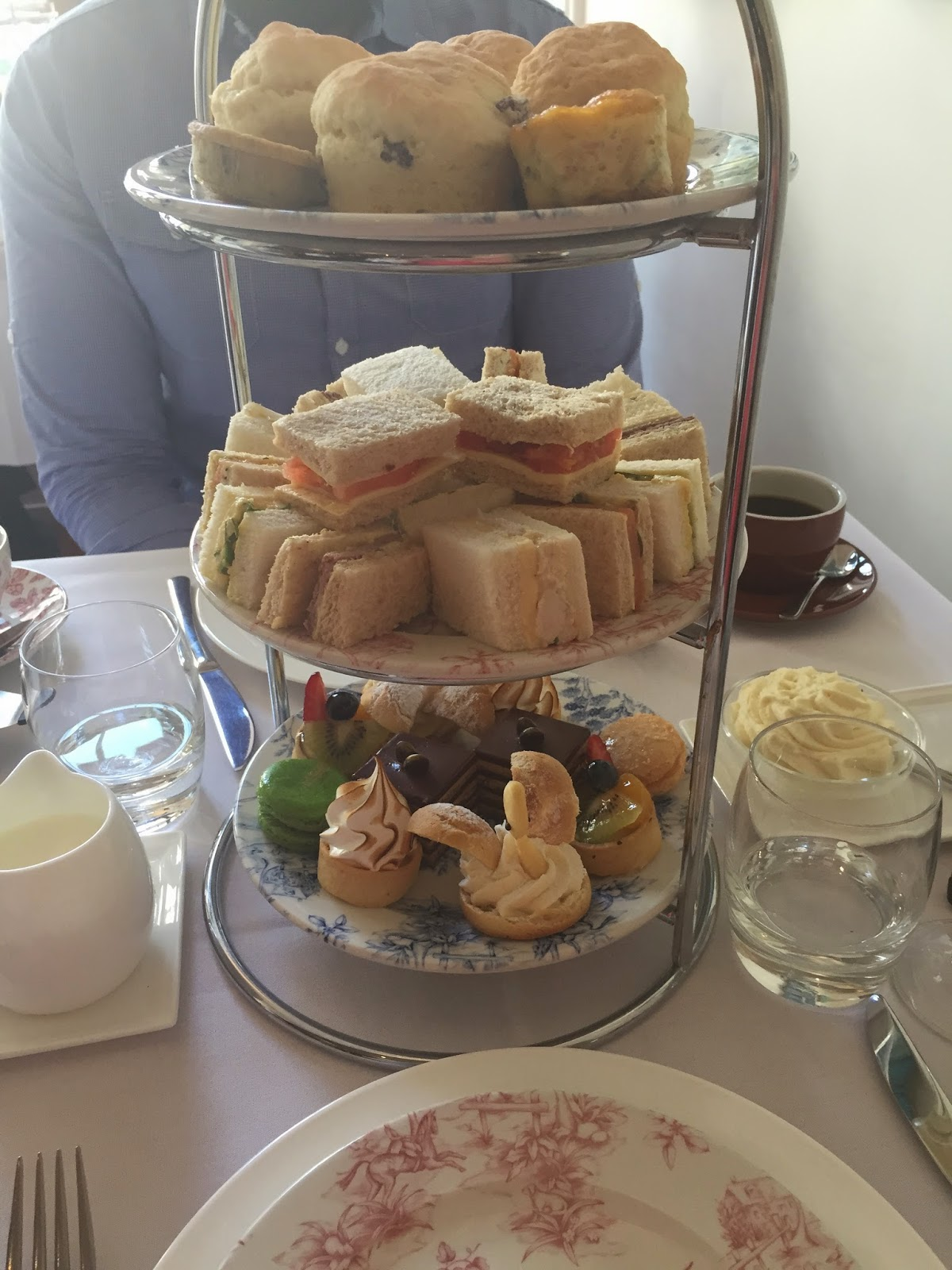 Cassie Cakes Review High Tea at Lab