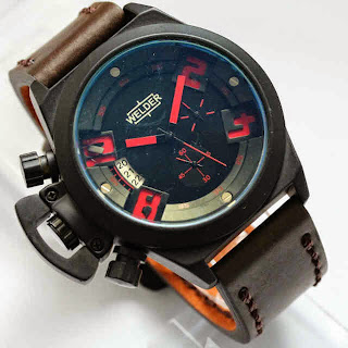 Welder K-27 Brown Red