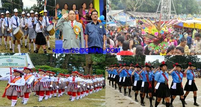 Mungpoo Diwali Sports 2014