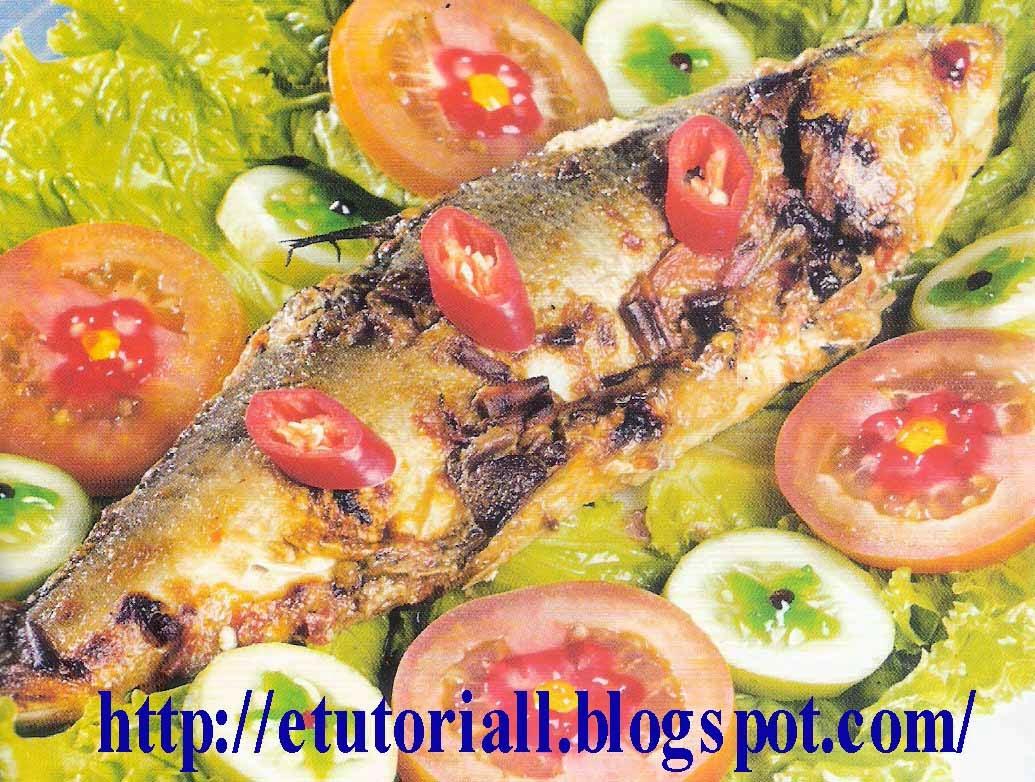 Resep Salad Bandeng Saus Salsa