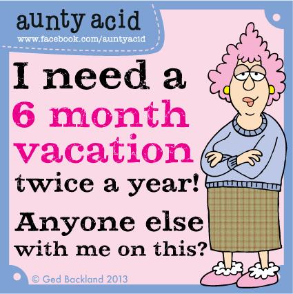 Ceria Bersama Aunty Acid
