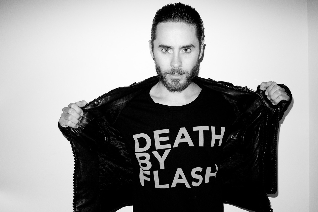 Jared leto terry richardson