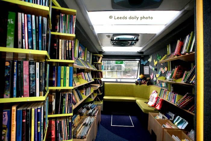 Childrens Mobile Library Leeds