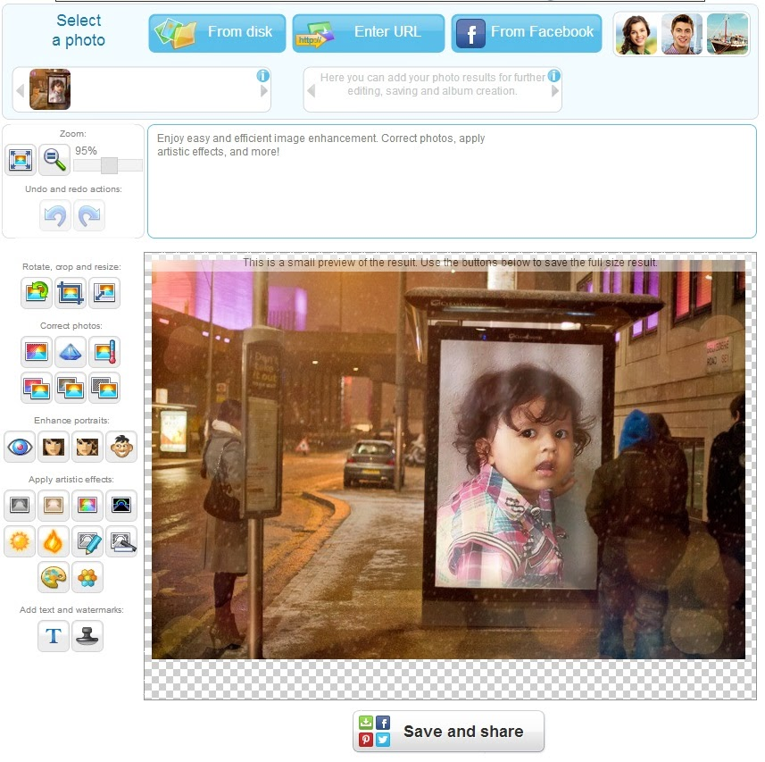 Photo Editor Online : Photo Rotate Crop Resize Pencil Drawing Oil ...