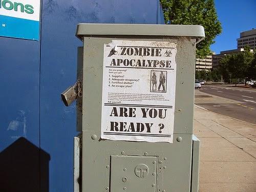 """""""Zombie Apocalypse"""" (Photo by Stephen Dann)"""