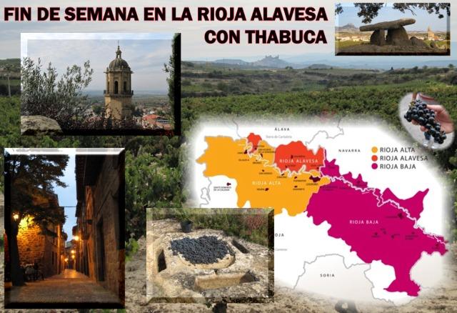 Fin de semana en Rioja Alavesa con Thabuca - Octubre 2012