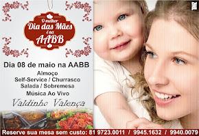 Dia das Mães na AABB