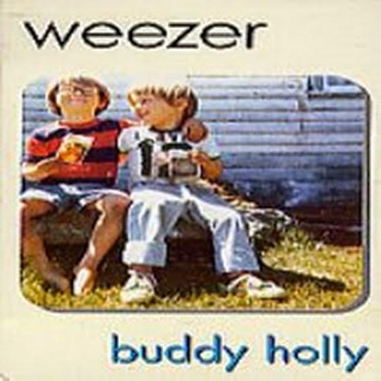 Buddy Holly. Weezer