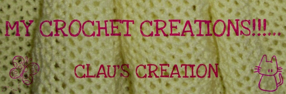 Clau's Crochet Creation