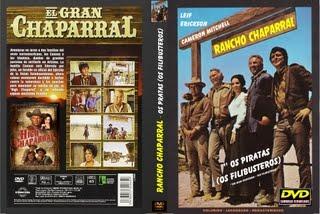 RANCHO CHAPARRAL - OS PIRATAS (THE FILIBUSTEROS) - REMASTERIZADO E LEGENDADO