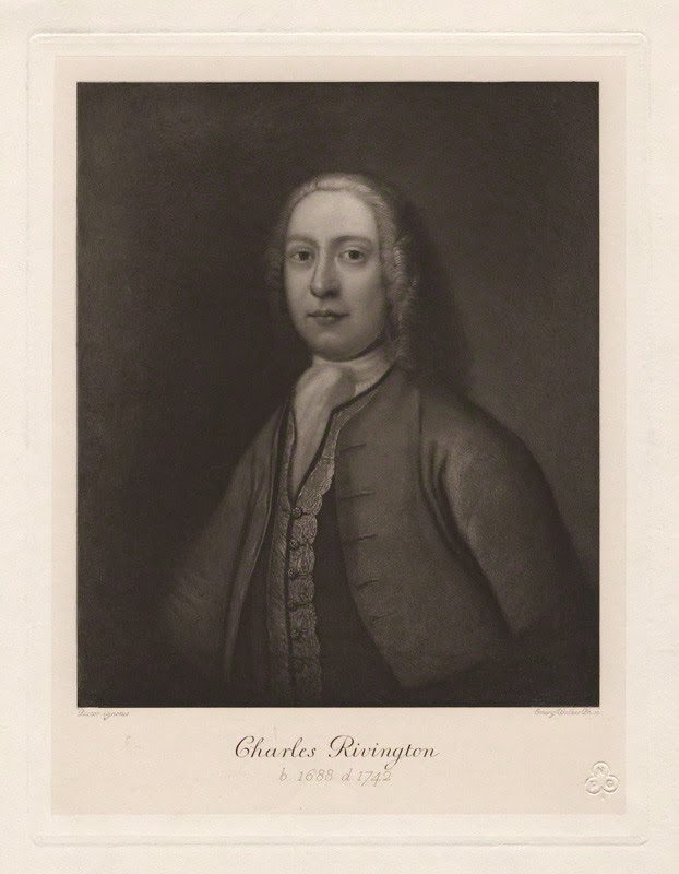 Charles Rivington by Sir Emery Walker