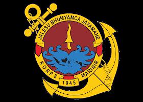 Korps Marinir Logo Vector download free