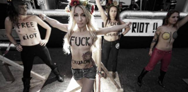 Femen Это Смерть За Патриархат