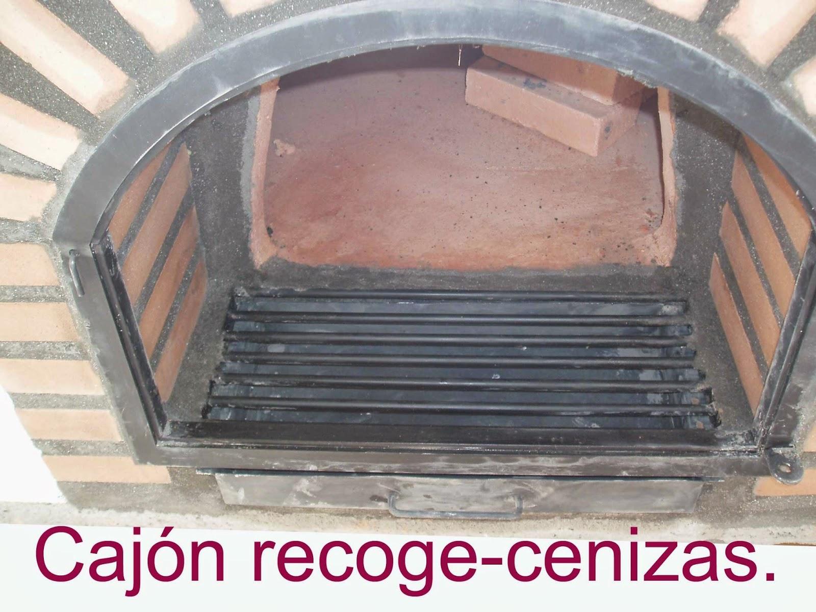 La fabrica de pereruela como hacer un horno for Fogones industriales a gas
