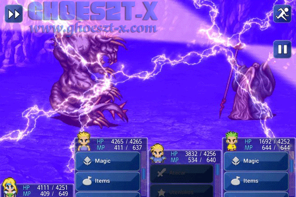 Final Fantasy VI v.1.0.2 Full For Android