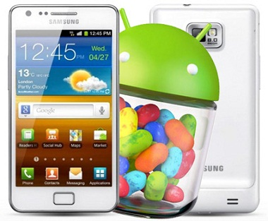 GALAXY S II JELLY BEAN OFICIAL