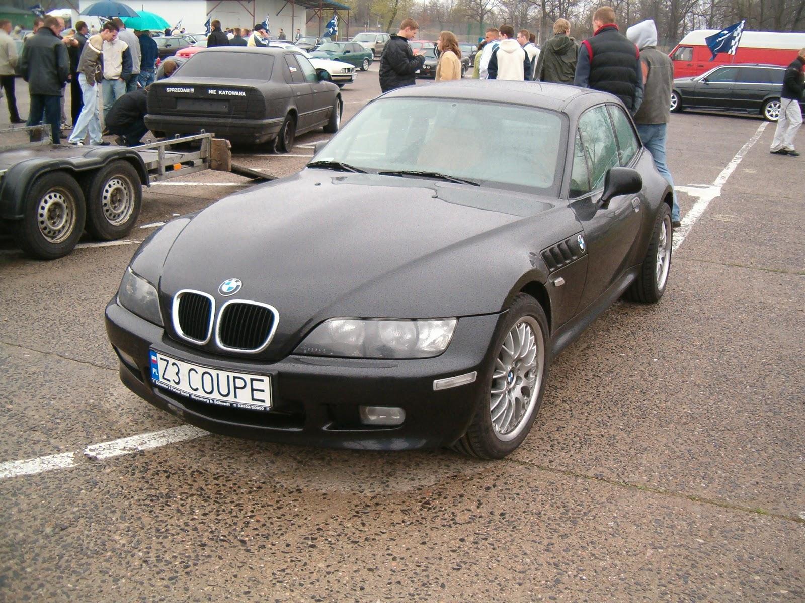 You Love Bmw Bmw Z3 Coupe