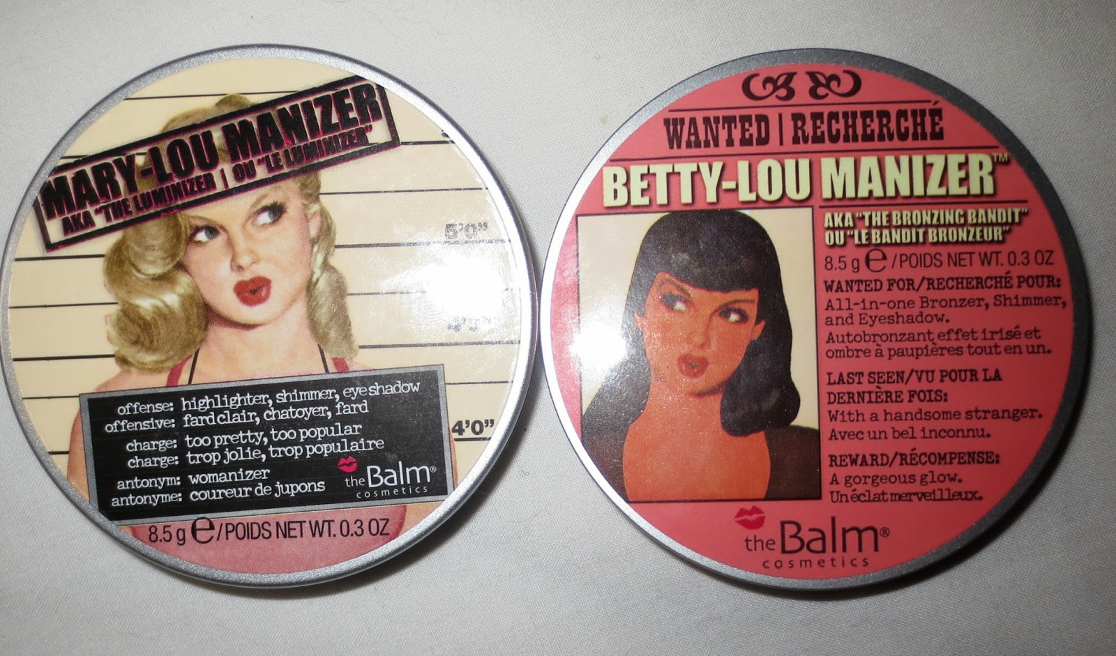 The Balm Manizer Duo Kit