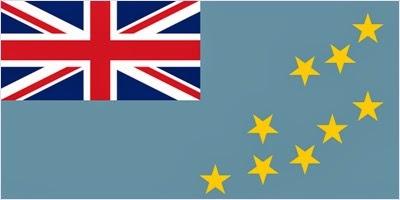 ธงชาติตูวาลู