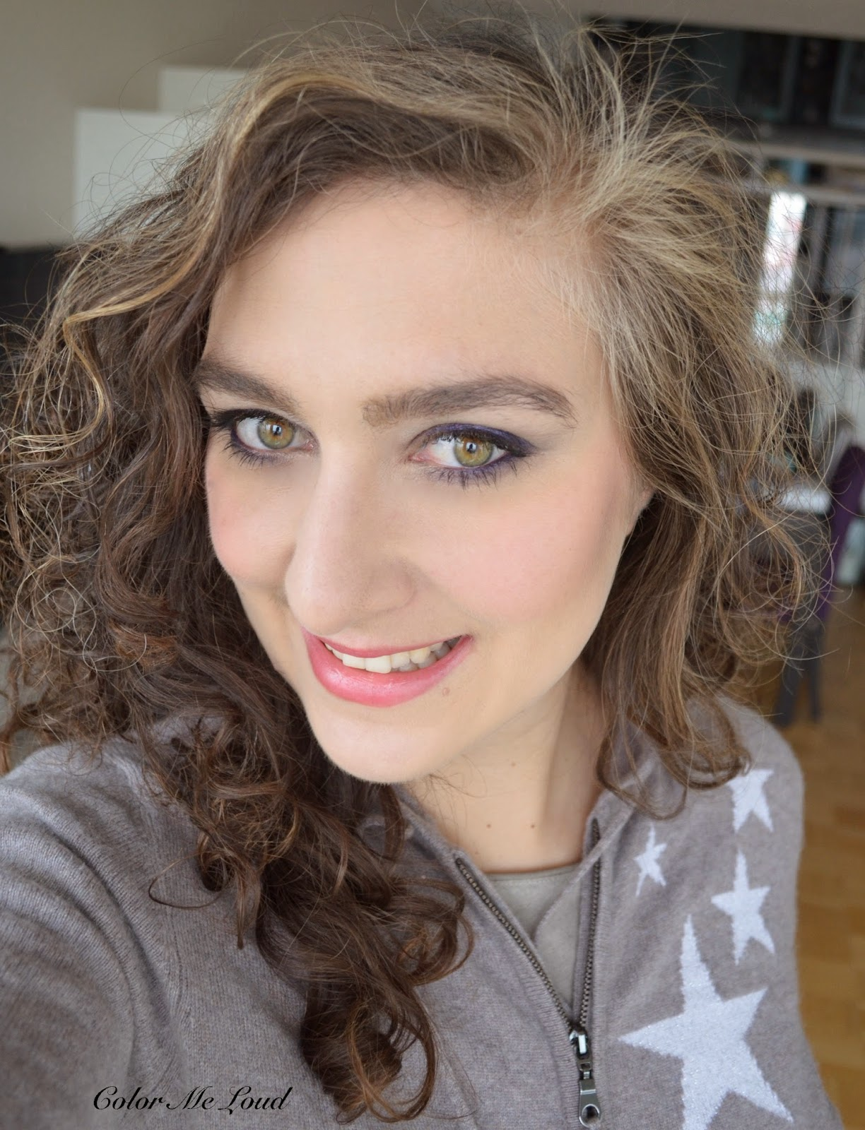 FOTD with Diorshow Fusion Mono #871 Olympe and Dior Cheek & Lip Glow