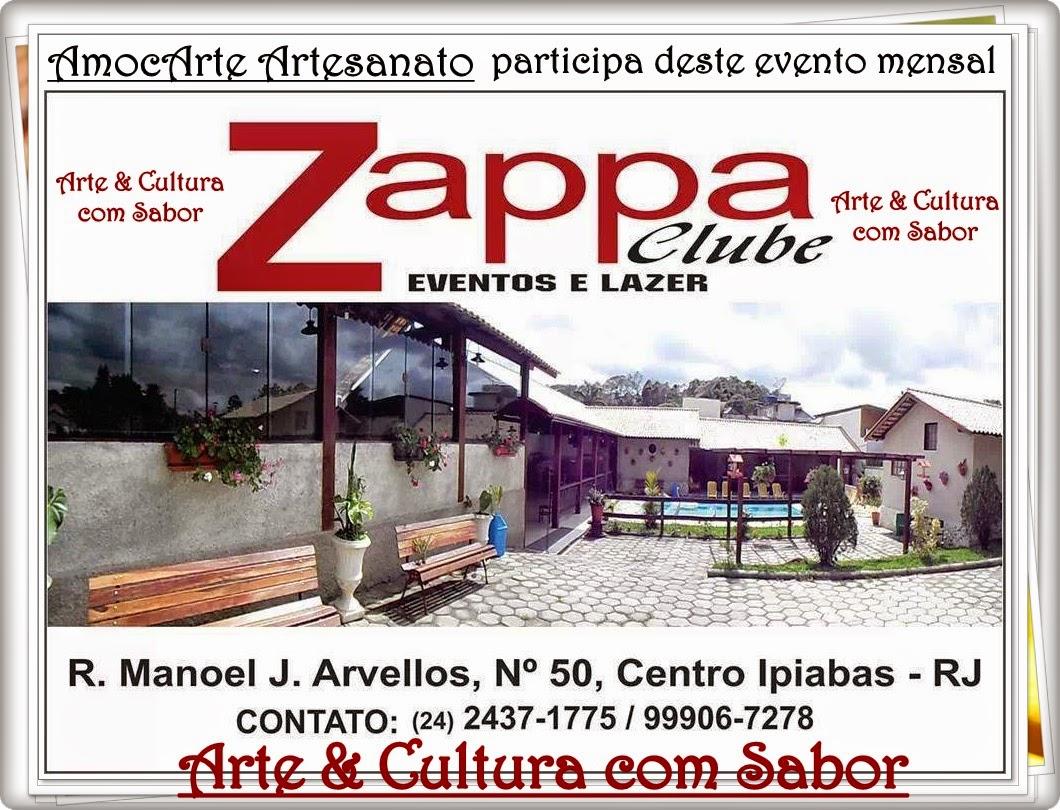 ARTE & CULTURA COM SABOR - PARTICIPAÇÃO AMOCARTE ARTESANATO