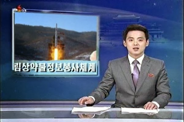 North Korea Claim It Landed Man On The Sun