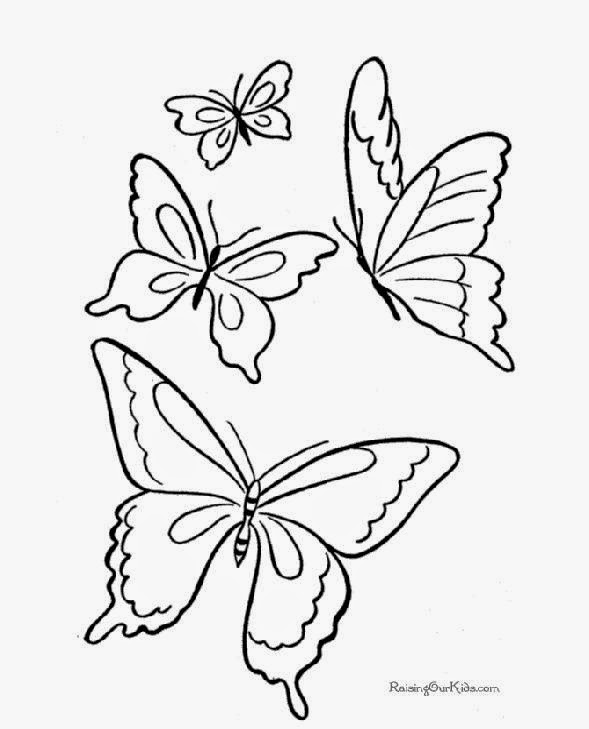 Preschool Winter Clothing Coloring Pages