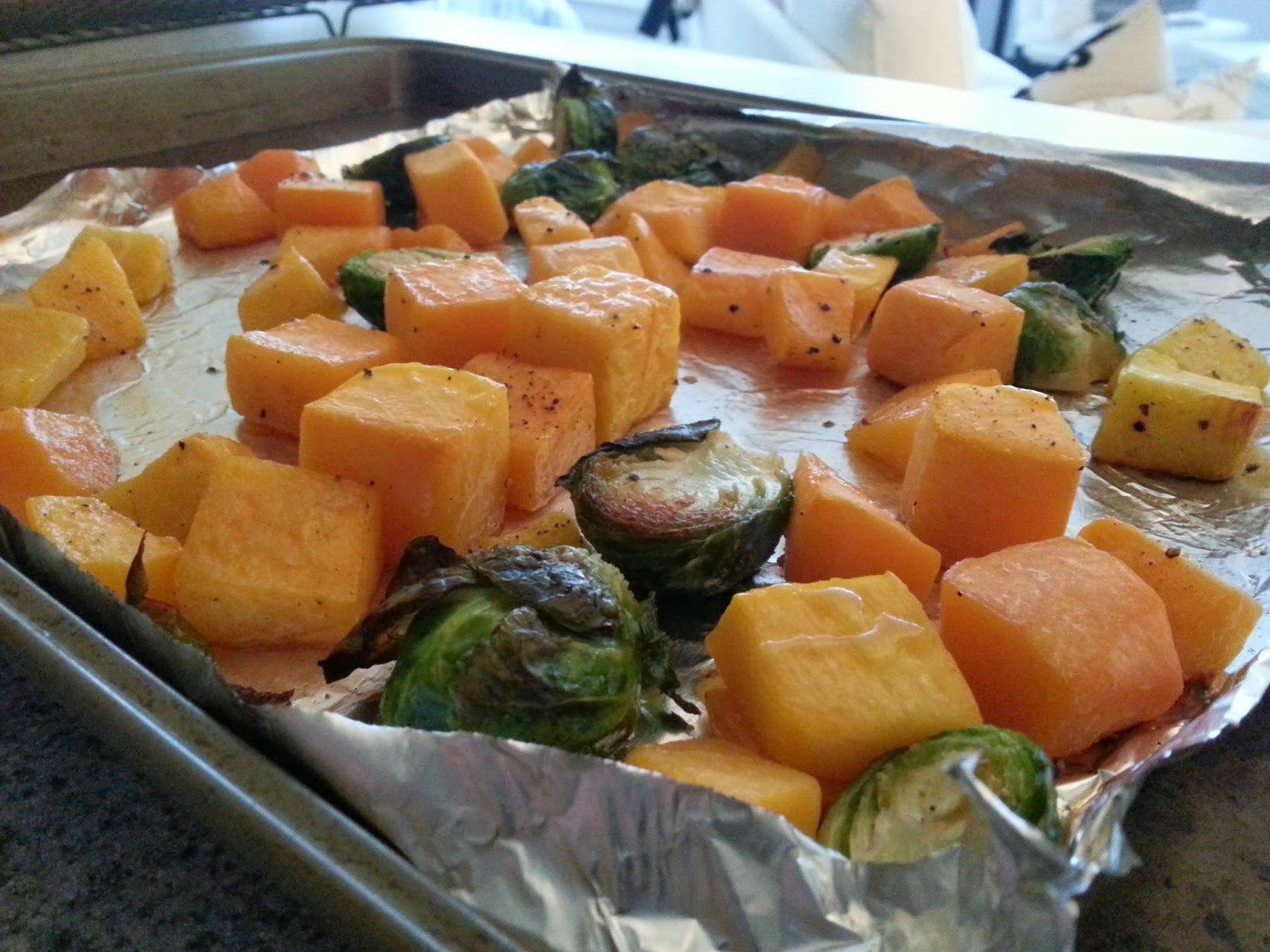 Project Soiree: Tasty Tuesday: Roasted Fall Vegetable and ...